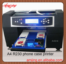 Hot sale six colors printing machine solvent inkjet printing machine