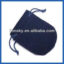 small bijou/gems packing velvet pouch