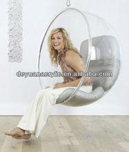 Custom/Transparent Acrylic Hanging Bubble Chair