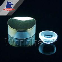 Fused silica aspherical optical lens