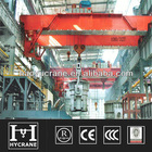 Steel factory use metal crane model