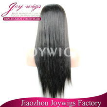 """20"""" natural straight 1b# l-email wig, african braided wig, dreadlocks wig bleached knots natural hairline"""