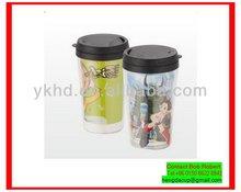 en kaliteli promosyon plastik çay bardağı dökme ve tabaklar