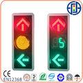 300 mm LED flecha señal de tráfico