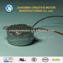 ac micro synchronous gear motor