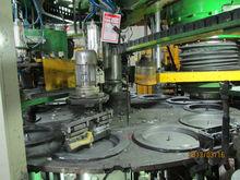Rotary Press machine for thin wheel(300-400mm)