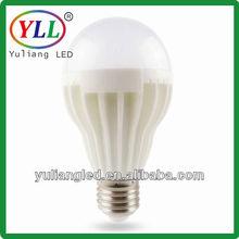 Ultra Bright 4pcs/lot SAMSUNG bulbs led 9W E27 / B22 220V 90-240V LED bulb lamp spot light ship from china post
