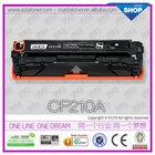 CF210A toner cartridge for HP laserjet pro200