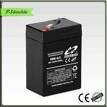 lantern batteries 6V 4.5AH
