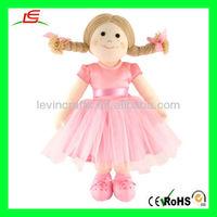 LE-D445 Hot Sale Lovely Ballerina Best Candy Doll Models