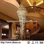 Fancy ceiling fan light,crystal ceiling decoration light,hanging crystal ceiling light