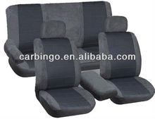 11PCS/SET Suede Car Seat Covers