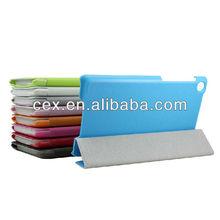 Ultra Slim Lightweight Smart-shell Stand Leather Case For New Google Nexus 7 2 2nd Gen