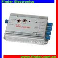 4 ouput catv amplificateur de signal du signal tv splitter