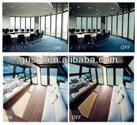 switchable smart glass film,switchable PDLC film,samrt film
