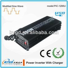 ups inverter charger inverter 120v 60hz inverter(PIC-1200)