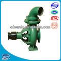 accionado por motor de bomba de agua centrífuga de baja presión 4 pulgadas agrícola bomba centrífuga de agua