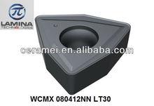 Lamina WCMX 080412NN LT30 Useful U drill indexable insert