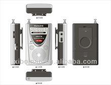 2013 newest design portable two way radio retro