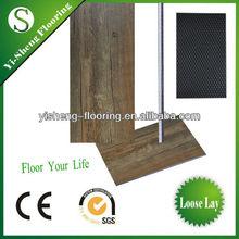 Loose Lay plastic basketball court pvc sports flooring