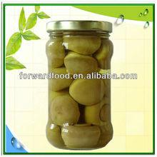Nutrition canned mushroom whole