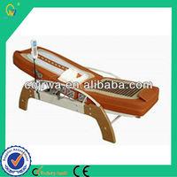 Electric Auto Thermal Folded Infrared Adjustable Warm Jade Folded Portable Buy Ceragem Jade Massage for Rehabilitation Equipment