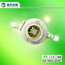 Cost Effective Green 3 Watt LED