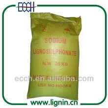 Sodium Lignosulfonate MN-3 water animals raw materials plastic