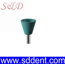 Rubber polisher dental laboratory polishing tools