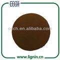 Lignosulfonato de sódio mn-4 material de couro cru de pó de borracha