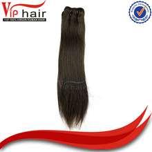 Full Cuticle 100% Unprocessed Cheap Virgin Brazilian Human Sew In Hair Extensions
