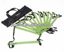 9m speed training plastic ladder for soccer training