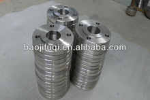 high pressure titanuim slip on flange
