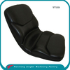 Contoured Steel Pan Seat for Forklift Tractor Sweeper Construction Machine Made in China