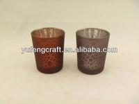 image u design laser glass candle holder home deco for tealight