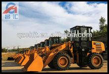 mini Road repairs and earth moving loader