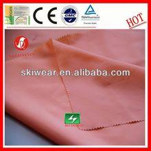 2014 latest antistatic mesh fabric bonded micro fleece