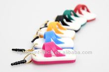 shoes dustproof plug phone jack jewelry