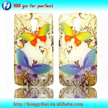 2013 hot selling hard cover for s4 mini , pc case for s4 mini i9190