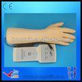 Alta qualidade intravenosa de formação mão, iv modelo de injeção