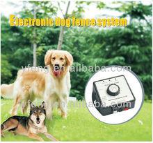 Smart dog in ground pet fencing system dog fence