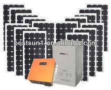 solar powered light 20000W