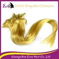 Fantasia remy dritto/sciolto onda/naturale ondulato/onda del corpo molti acconciature per clip in estensioni dei capelli