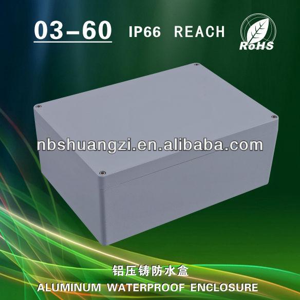 Alüminyum basınçlı döküm kutusu
