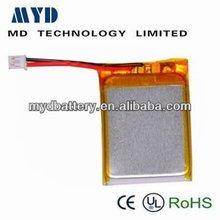 300mah li-polymer battery 452530 3.7v