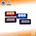 led de advertencia de luz estroboscópica federal de señales