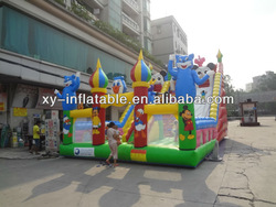 2013 giant inflatable kids playground