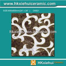 600x600mm crystal polished tile glazed ceramic tile 600x600