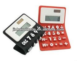 Desktop scientific mini solar calculator