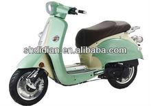 eu prefer 50cc 2T vintage /retro/vespa moped scooter/roller with EEC